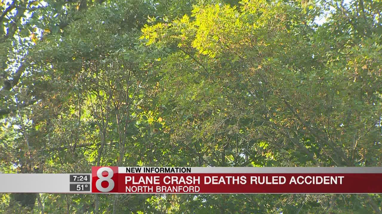 Plane crash deaths of pilot, NASCAR driver ruled an accident