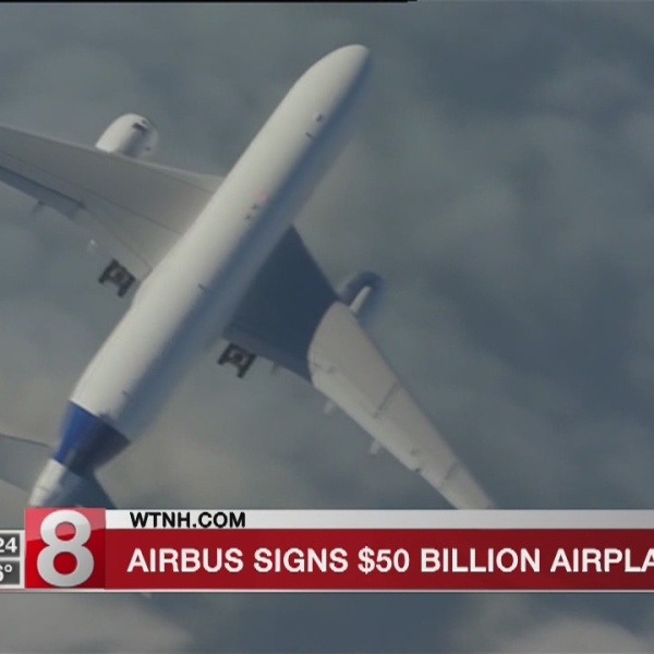 Airbus to sell 430 planes to Phoenix-based Indigo for $49.5B