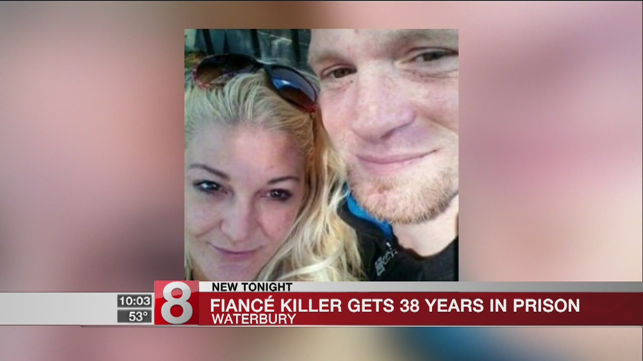 Man who killed fiance gets 38 years in prison