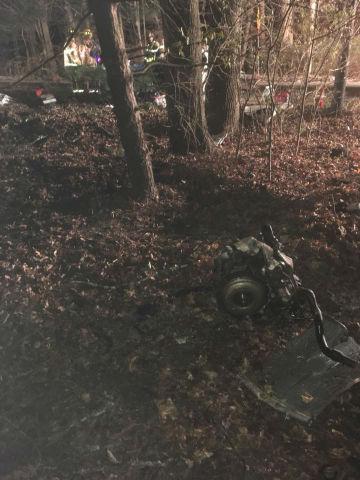 Life Star responds to serious crash in Lebanon