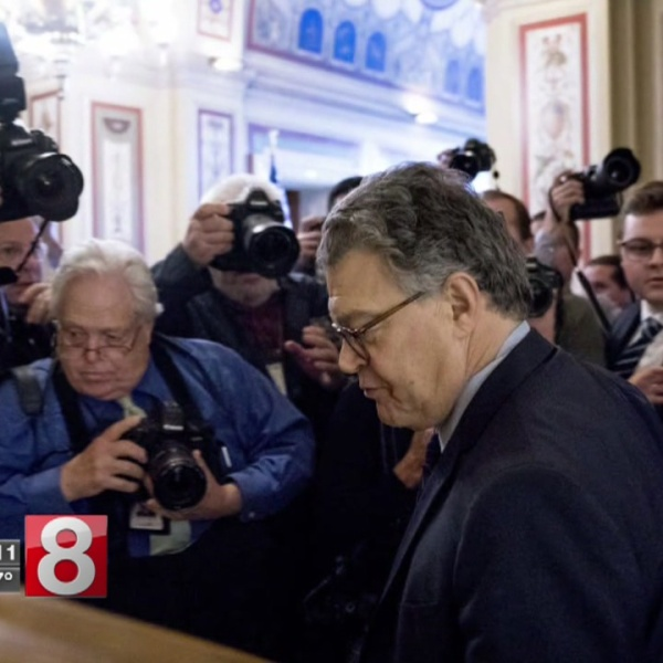 Al Franken joins long list of lawmakers ousted by scandal