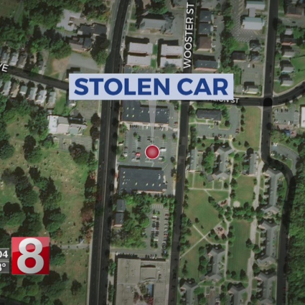 1-year-old boy found safe after being left in stolen car