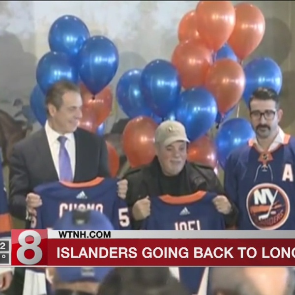 New York Islanders to leave Brooklyn, return to suburbs