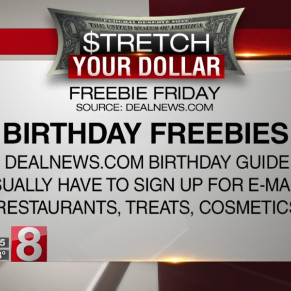 Freebie Friday: Things you can always get for free