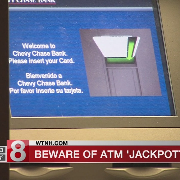 Hackers bring ATM 'jackpotting' to the U.S.