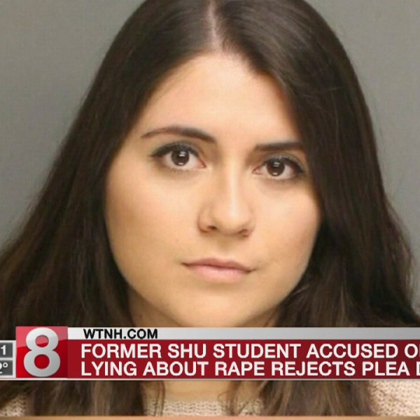 Woman accused of lying about being raped rejects plea deal