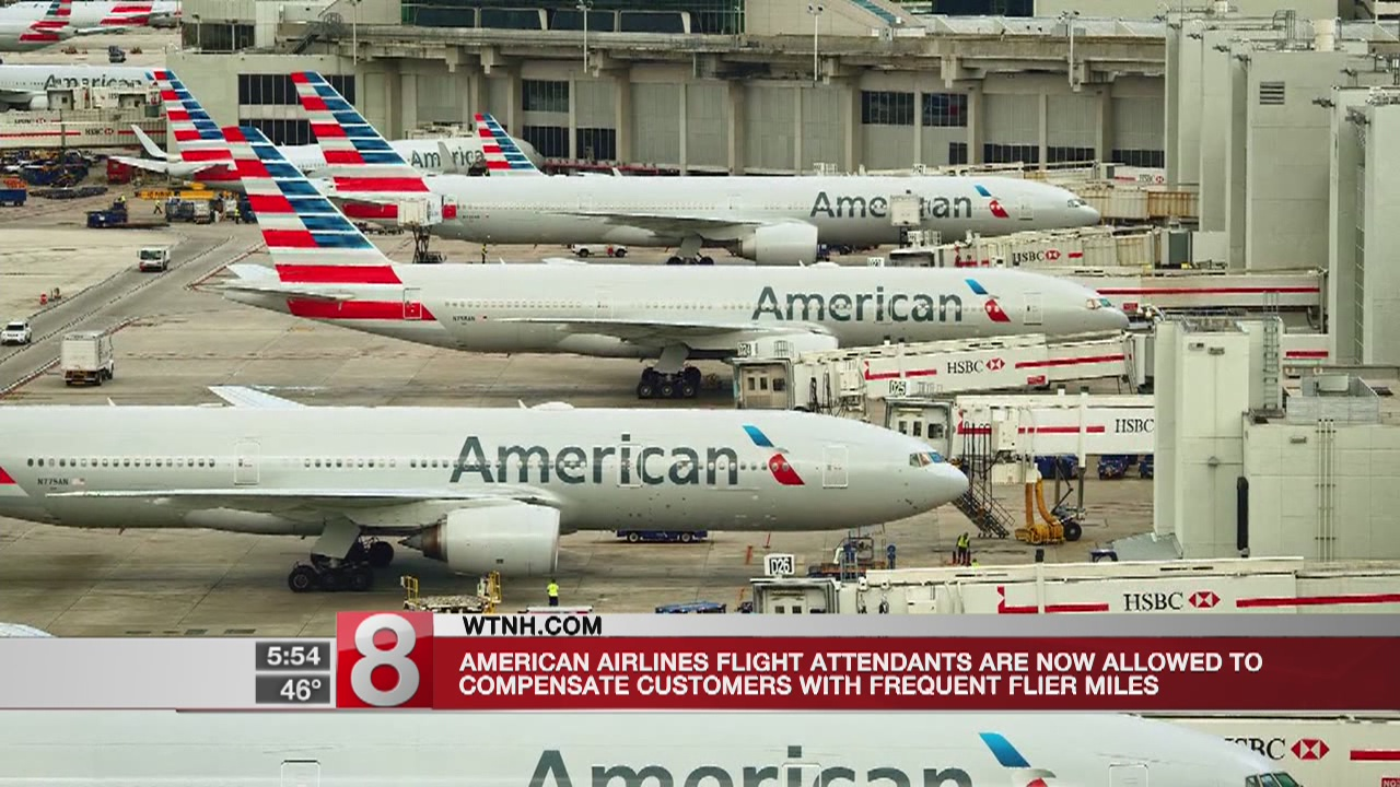 Flight problems? Now American Airlines will fork over extra miles on