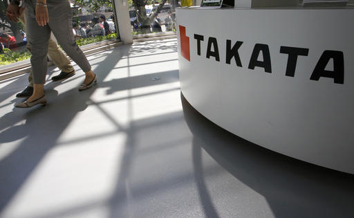 Takata Justice Department_379475