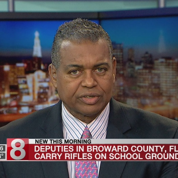 After deadly Parkland shooting, deputies will now carry AR-15 rifles on school grounds, sheriff says