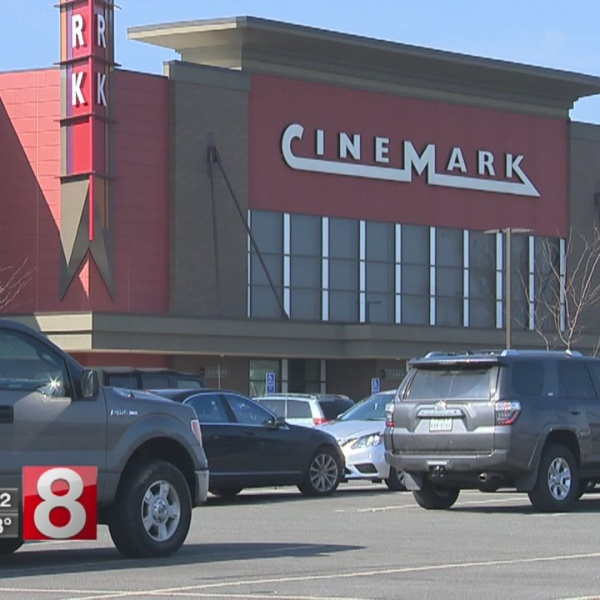 Cinemark bans large bags from its theaters