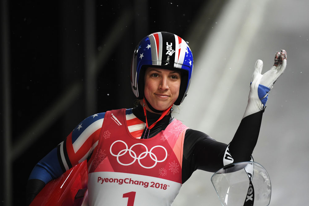 Luge – Winter Olympics Day 4_621510
