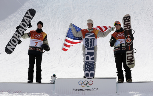 Pyeongchang Olympics Snowboard Men_621125