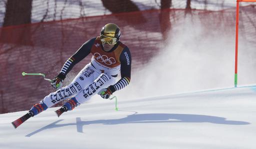 Pyeongchang Olympics Alpine Skiing_621206