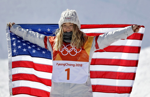 Pyeongchang Olympics Snowboard Women_621135