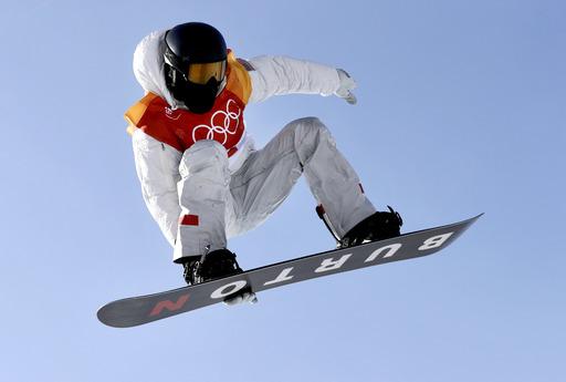 Pyeongchang Olympics Snowboard Men_621372