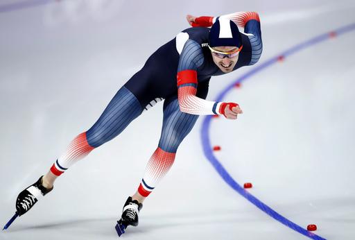 Pyeongchang Olympics Speed Skating Men_623306