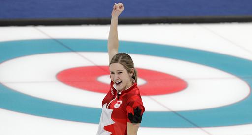 Pyeongchang Olympics Curling_621397
