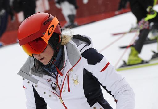 Pyeongchang Olympics Alpine Skiing_621957