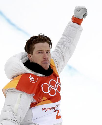 Pyeongchang Olympics Snowboard Men_621977