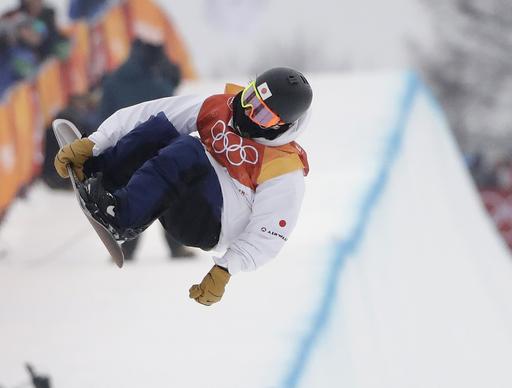 Pyeongchang Olympics Snowboard Men_621996