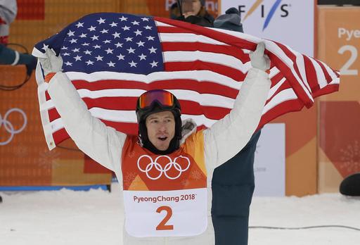 APTOPIX Pyeongchang Olympics Snowboard Men_622064