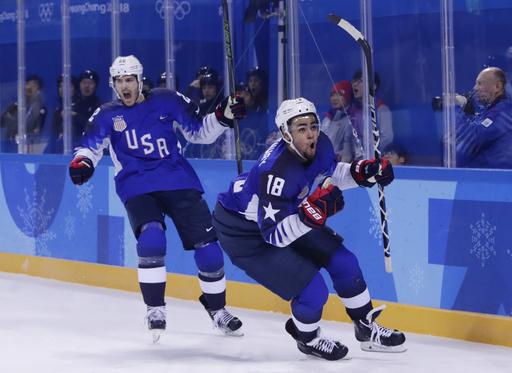 Pyeongchang Olympics Ice Hockey Men_623304
