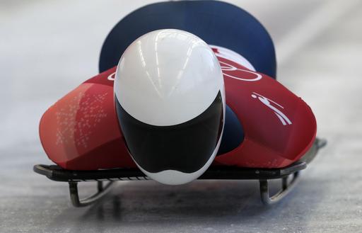 Pyeongchang Olympics Skeleton_623100