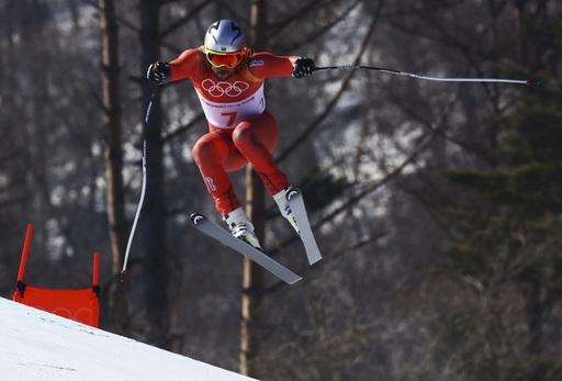 Pyeongchang Olympics Alpine Skiing_623054