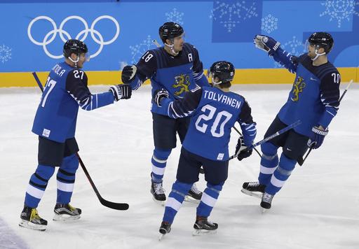 Pyeongchang Olympics Ice Hockey Men_623079