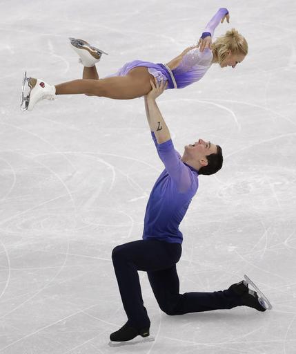 Pyeongchang Olympics Figure Skating Pairs_623118