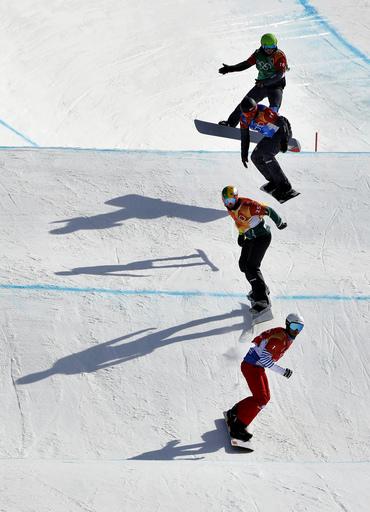 Pyeongchang Olympics Snowboard Men_623722