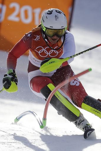 Pyeongchang Olympics Alpine Skiing_623823