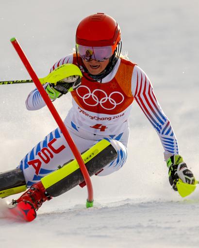Pyeongchang Olympics Alpine Skiing_623781
