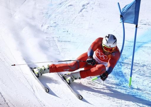 Pyeongchang Olympics Alpine Skiing_623842