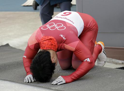 Pyeongchang Olympics Skeleton_623841
