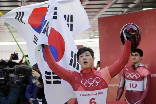 Pyeongchang Olympics Skeleton_623825