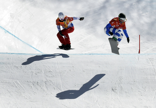 Pyeongchang Olympics Snowboard Women_623885