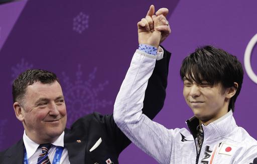 Pyeongchang Olympics Figure Skating Men_625124