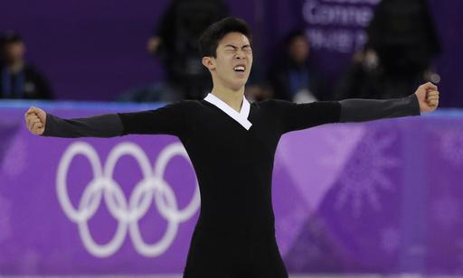 Pyeongchang Olympics Figure Skating Men_624699