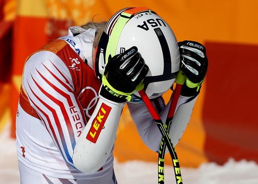 Pyeongchang Olympics Alpine Skiing_624736