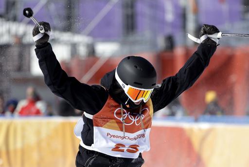 Pyeongchang Olympics Freestyle Skiing Women_624719