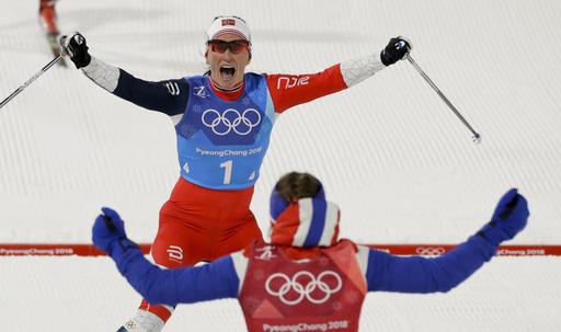 APTOPIX Pyeongchang Olympics Cross Country Women_625125