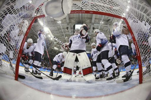 Pyeongchang Olympics Ice Hockey Men_624850