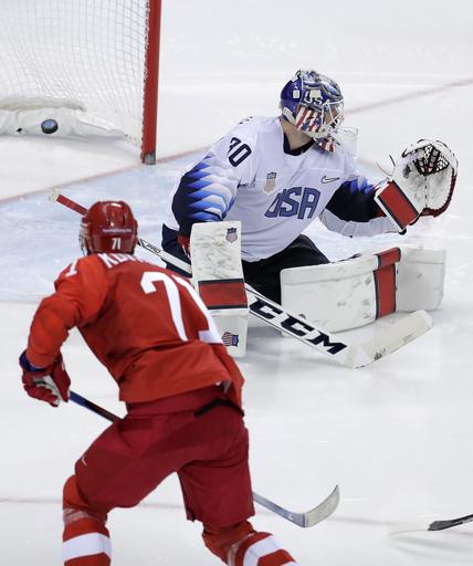 Pyeongchang Olympics Ice Hockey Men_624885