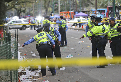 Fatal Shooting New Orleans_622272