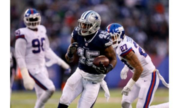Cowboys Giants Football_579838