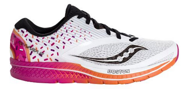 Dunkin' Donuts, Saucony release new