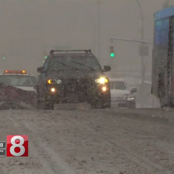 Mor'easter? Northeast hit with its fourth storm in 3 weeks