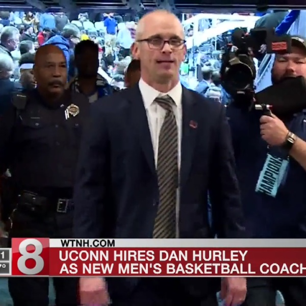 UConn to introduce new men's basketball coach