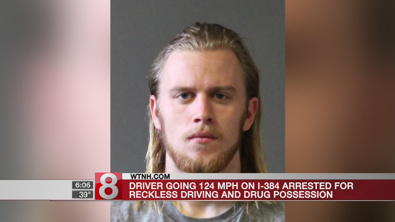 Drug arrest made in Manchester following police chase